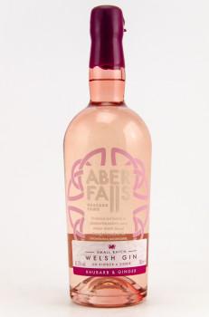 Aber Falls Welsh Gin Rhubarb & Ginger 41,3% 0,7L