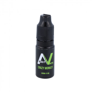 Crazy Monkey Aroma 10ml by About Vape