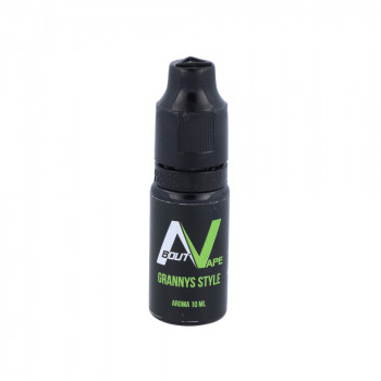 Grannys Style Aroma 10ml by About Vape