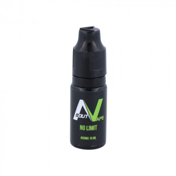 No Limit Aroma 10ml by About Vape
