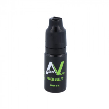 Peach Bullet Aroma 10ml by About Vape
