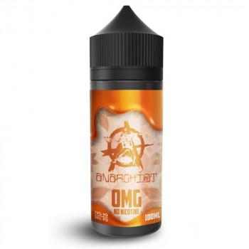 Tobacco Caramel 100ml Shortfill Liquid by Anarchist