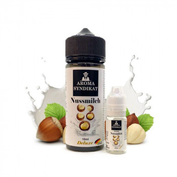 Nussmilch 10ml Longfill Aroma by Aroma Syndikat