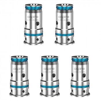 Aspire AVP Pro Coils (5er Pack) Verdampferköpfe
