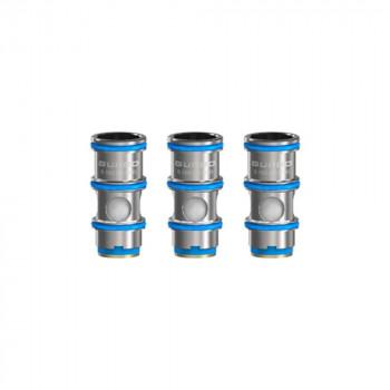 Aspire Guroo Coils 3er Pack Verdampferköpfe