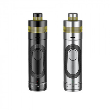 Aspire SteelTech 3,5ml 40W 1500mAh Pod System Kit