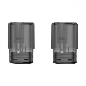 Aspire Vilter 2ml Ersatzpod 1,0Ohm 2er Pack inkl. 2 Ersatzfilter