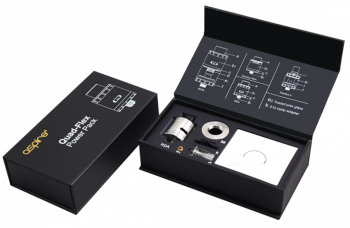 Aspire Quad Flex Power Kit Verdampfer