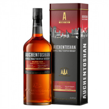 Auchentoshan Blood Oak Single Malt Scotch Whisky 46% Vol. 700ml