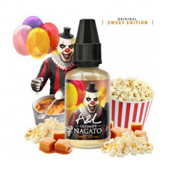 Nagato Sweet Edition 30ml Aroma by A&L Aroma