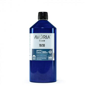 Avoria Liquid Base 1000ml 70/30 VG/PG Basisliquid