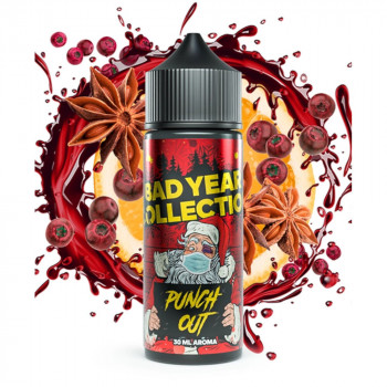 Punch Out – Bad Year Collection 30ml Longfill Aroma by Avoria