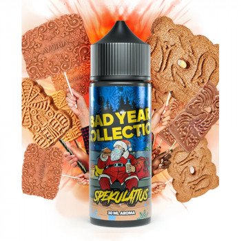Spekulatius - Bad Year Collection 30ml Longfill Aroma by Avoria