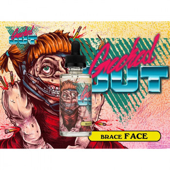 Brace Face (50ml) Plus e Liquid by Bad Drip Labs