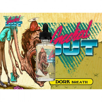 Dork Breath (50ml) Plus e Liquid by Bad Drip Labs