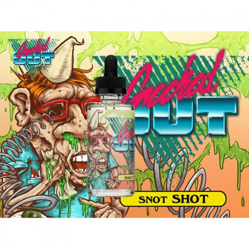 Snot Shot (50ml) Plus e Liquid by Bad Drip Labs