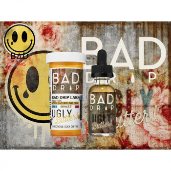 Ugly Butter (50ml) Plus e Liquid by Bad Drip Labs