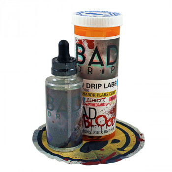 Bad Blood (50ml) Plus e Liquid by Bad Drip Labs