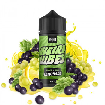Grape & Hops Weird Vibes Serie 20ml Longfill Aroma by Barehead