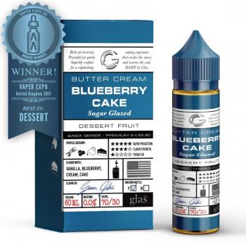 Blueberry Cake (50ml) Plus e Liquid by Glas™