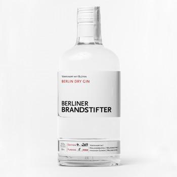 Berliner Brandstifter Dry Gin 43,3%Vol. 700ml