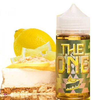 The One Lemon Crumble Cake (100ml) Plus e Liquid by Beard Vape Co.