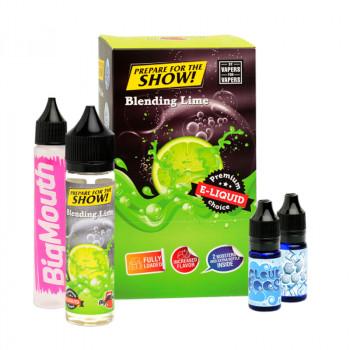 Blending Lime (50ml) Plus e Liquid by Big Mouth