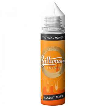 Tropical Mango Classic Series 50ml Shortfill Liquid by Billionaire Juice