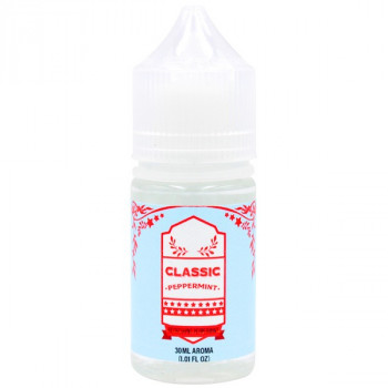 Classic Peppermint 30ml Aroma by Bomb Sauce