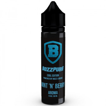 Mint'n'Berry 15ml Bottlefill Aroma by Bozz Pure
