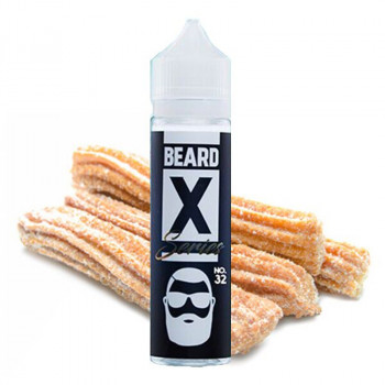X-Series No. 32 Plus e Liquid by Beard Vape Co.