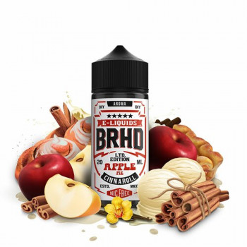 Apple Pie Cinnaroll 20ml Longfill Aroma by Barehead