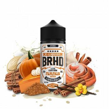 Pumpkin Spice Cinnaroll 20ml Longfill Aroma by Barehead