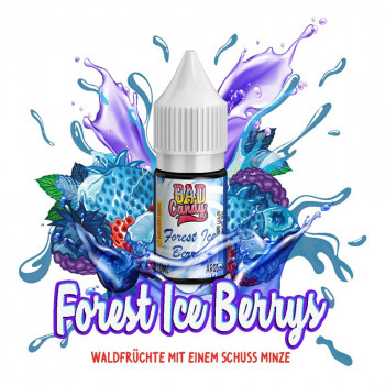 Forest Ice Berrys 10ml Aroma by Bad Candy