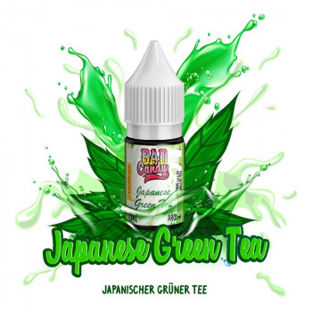 Japanese Green Tea 10ml Aroma by Bad Candy
