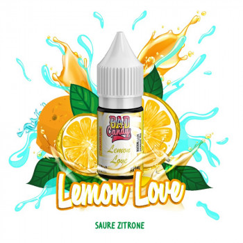 Lemon Love 10ml Aroma by Bad Candy