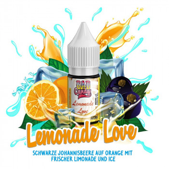 Lemonade Love 10ml Aroma by Bad Candy
