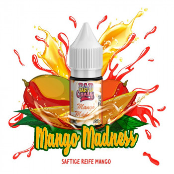 Mango Madness 10ml Aroma by Bad Candy