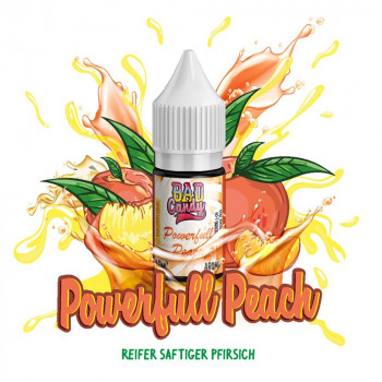 Powerfull Peach 10ml Aroma by Bad Candy