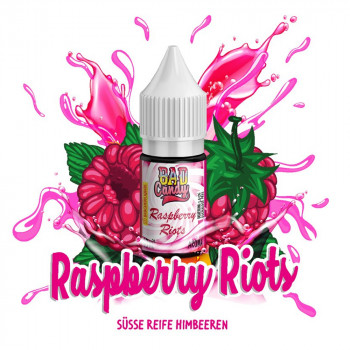 Raspberry Riots 10ml Aroma by Bad Candy