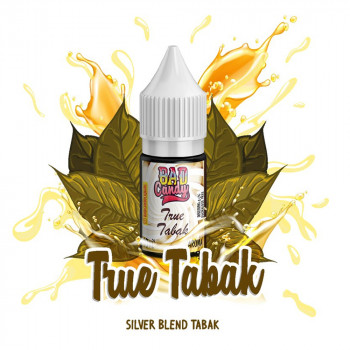 True Tabak 10ml Aroma by Bad Candy