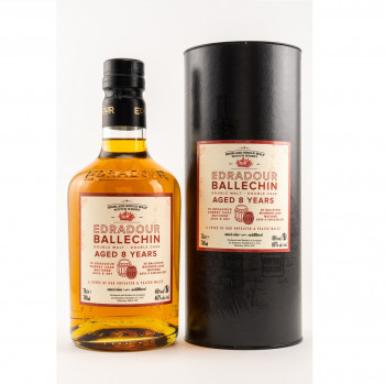 Edradour Ballechin 8 Jahre Cuvee Single Malt Scotch Whisky 46% Vol. 700ml