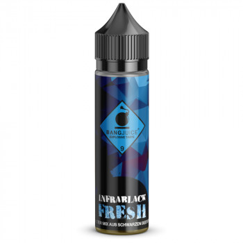 Infrablack Fresh 20ml Longfill Aroma by BangJuice