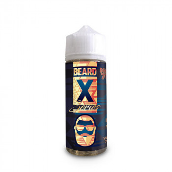 Beard X Series No.71 100ml Shortfill Liquid by Beard Vape Co.