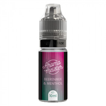Beerenmix & Menthol 10ml Aroma by Aromameister