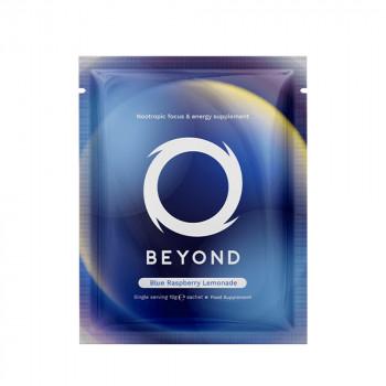 Blue Raspberry Lemonade 10g Gaming Booster by Beyond NRG