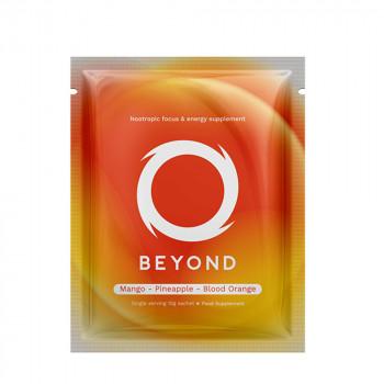 Mango – Pineapple – Blood Orange 10g Gaming Booster by Beyond NRG