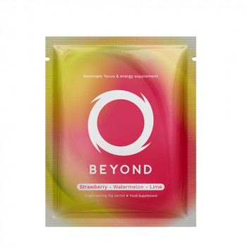 Strawberry – Watermelon - Lime 10g Gaming Booster by Beyond NRG