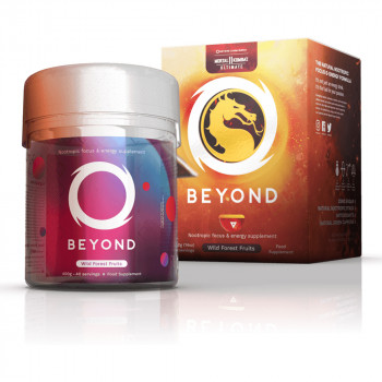 Wild Forest Fruits 400g Gaming Booster by Beyond NRG