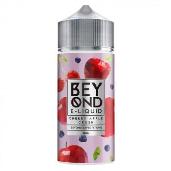 Cherry Apple Crush 80ml Shortfill Liquid by Beyond